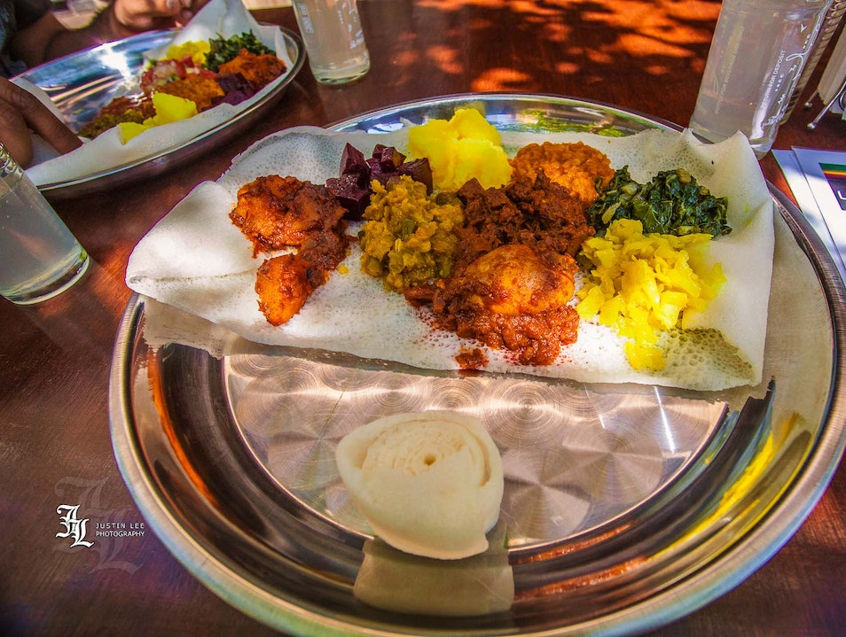 A Little Bit of Ethiopia in Johannesburg Johannesburg  South Africa