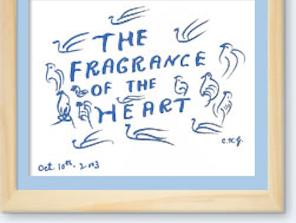 Find Inner Peace along with your Coffee at Frangrance of the Heart
