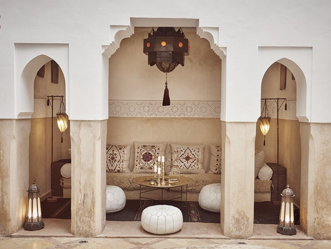 Marrakech Riad Atmosphere