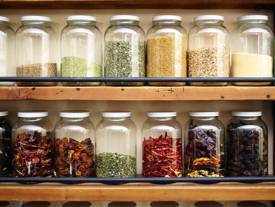 Where the Chefs Get Their Spices Los Angeles California United States
