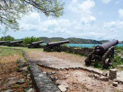 Fort James Saint John's  Antigua and Barbuda
