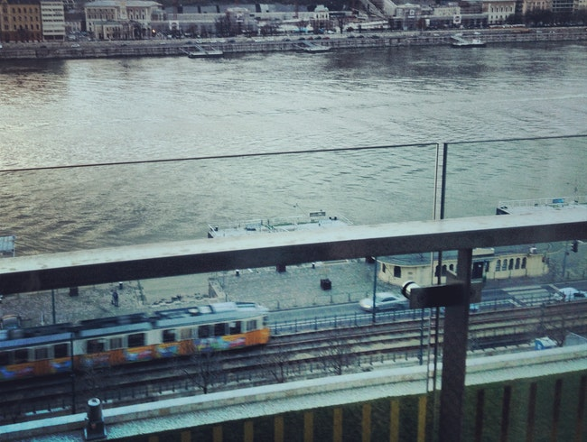 Beautiful Blue Danube