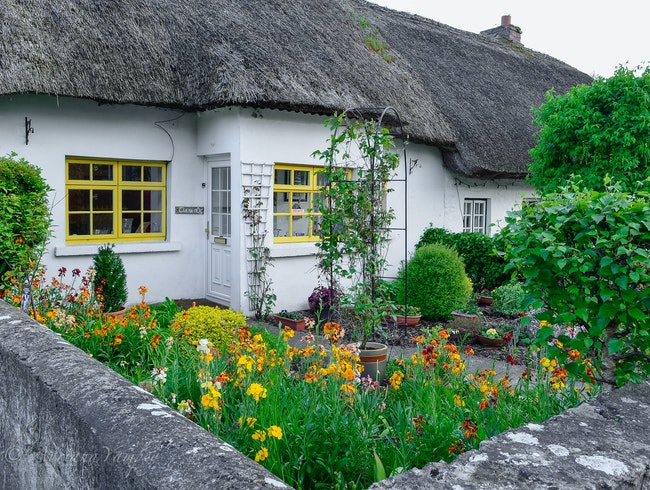 Ireland's most beautiful village