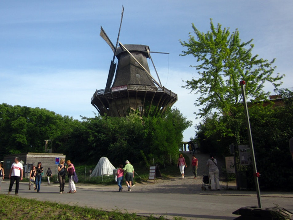 Historic Mill of Sanssouci