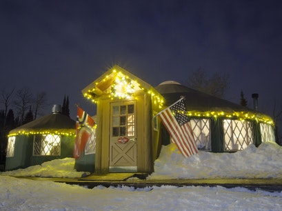 The Viking Yurt Park City Utah United States