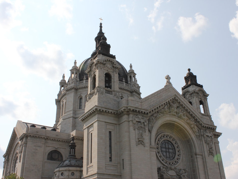 St. Paul Cathedral Saint Paul Minnesota United States