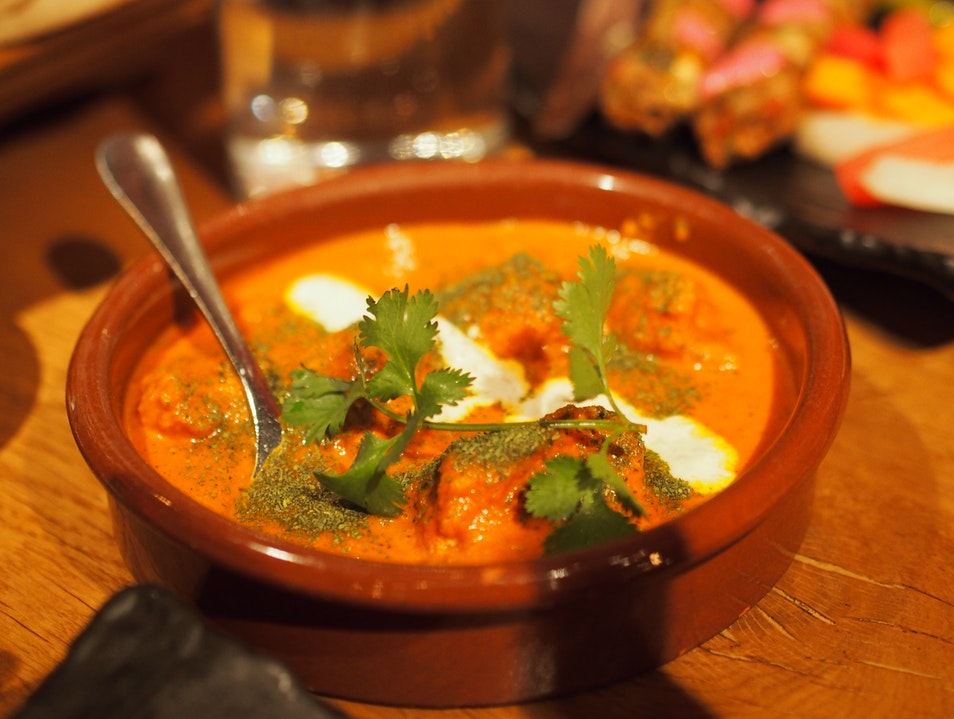 Bring on the Butter Chicken!