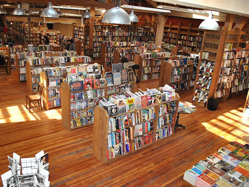Elliott Bay Book Company Seattle Washington United States