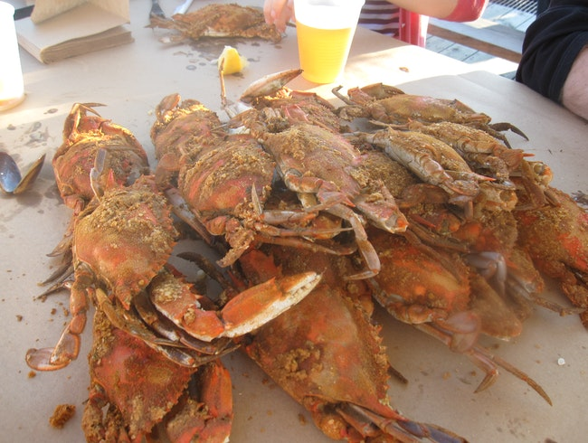 Crabs: The Essential Baltimore Cuisine