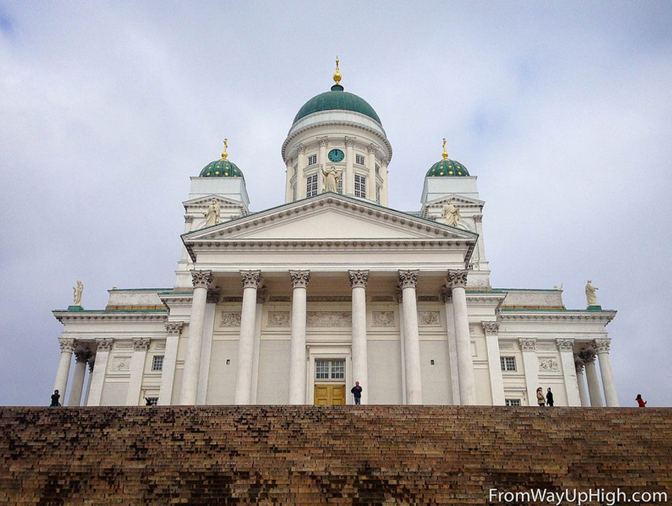Helsinki's Lutheran Cathedral