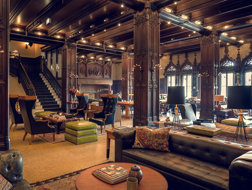 Chicago Athletic Association Hotel  Chicago Illinois United States