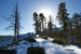 Mount Tallac Lake Tahoe California United States
