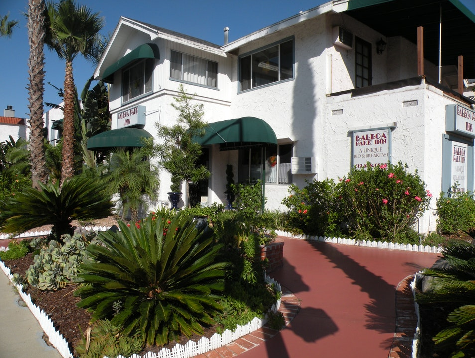 Cute bed & breakfast right next to Balboa Park  San Diego California United States