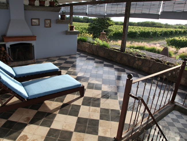 STAY AMIDST THE VINES ON A CLASSIC VINEYARD IN URUGUAY'S WINE COUNTRY