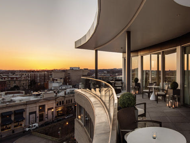 UPDATED: The Dupont Circle Hotel: High Design in an Historic 'Hood