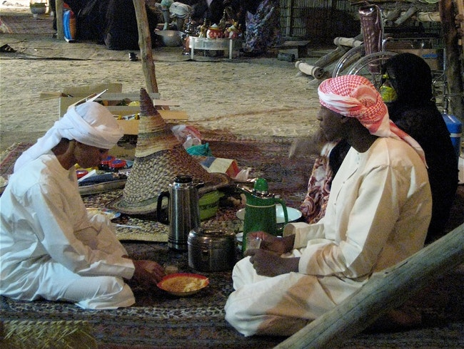 Experience Emirati Culture and Local Colour