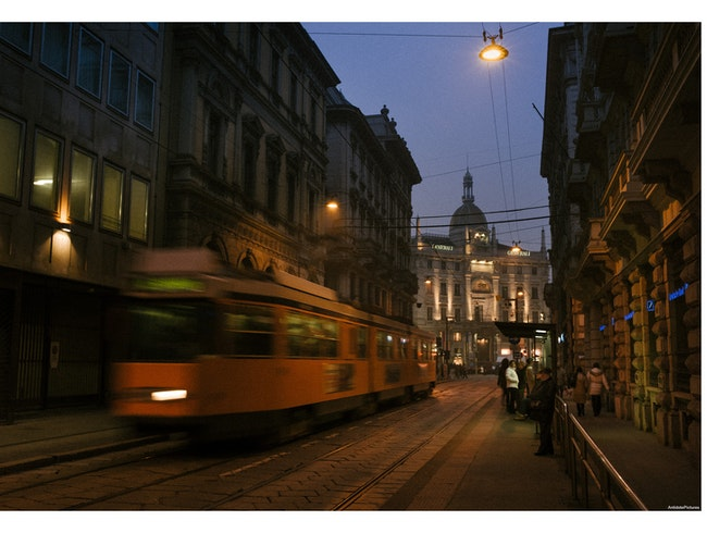 I Love Milan's Trams!