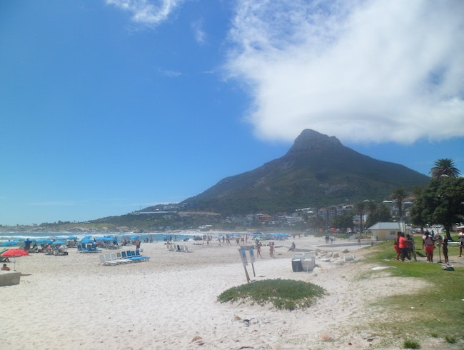 While away a sweltering Cape Town day