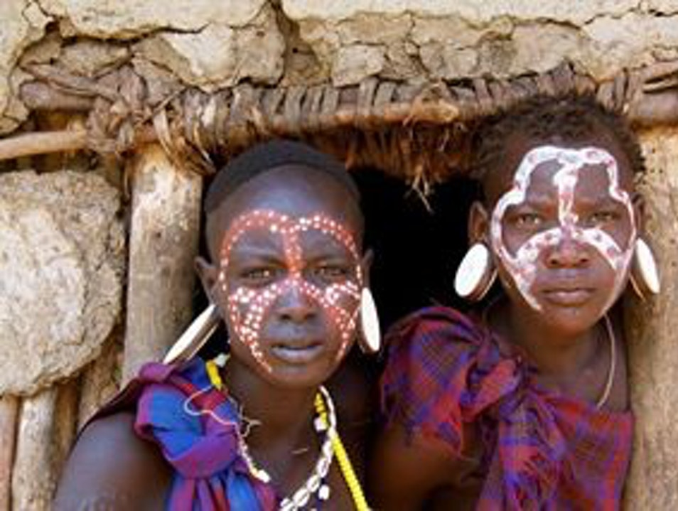 Lower Omo Valley, South West Ethiopia