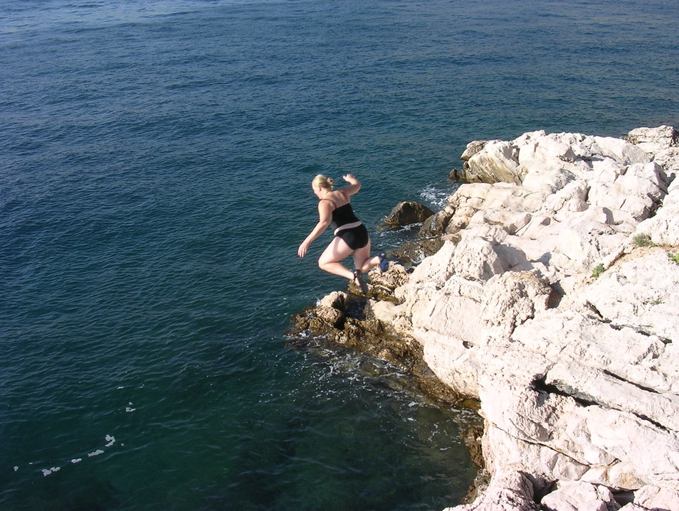 Leaping for Life Makarska  Croatia