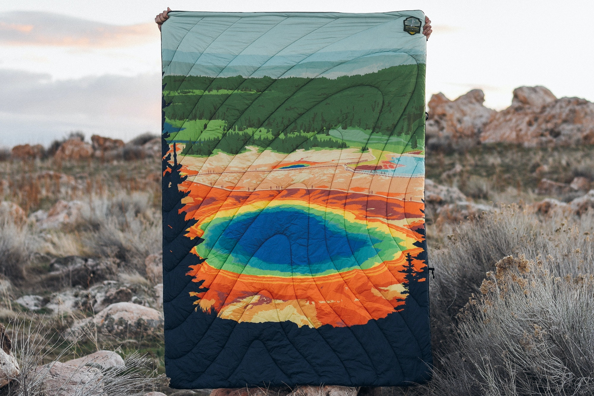 6 National Parks Merchandise And Clothing Collections That Give Back