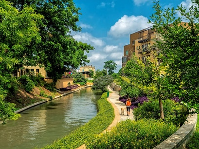 San Antonio River Walk San Antonio Texas United States