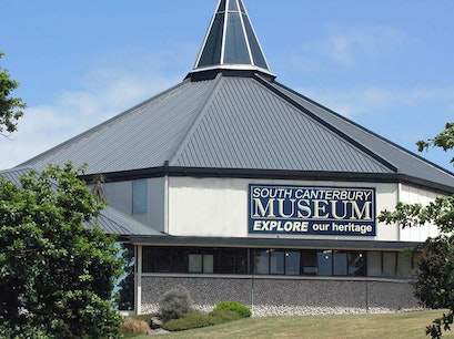 South Canterbury Museum Timaru  New Zealand