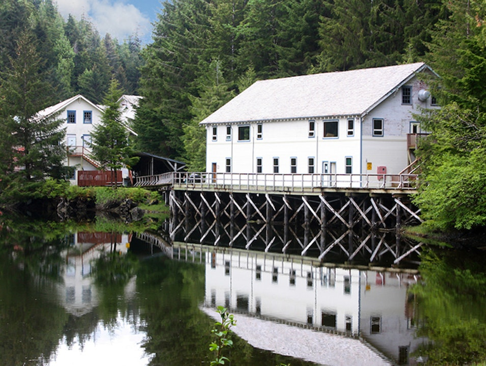 Waterfall Resort Ketchikan Alaska United States