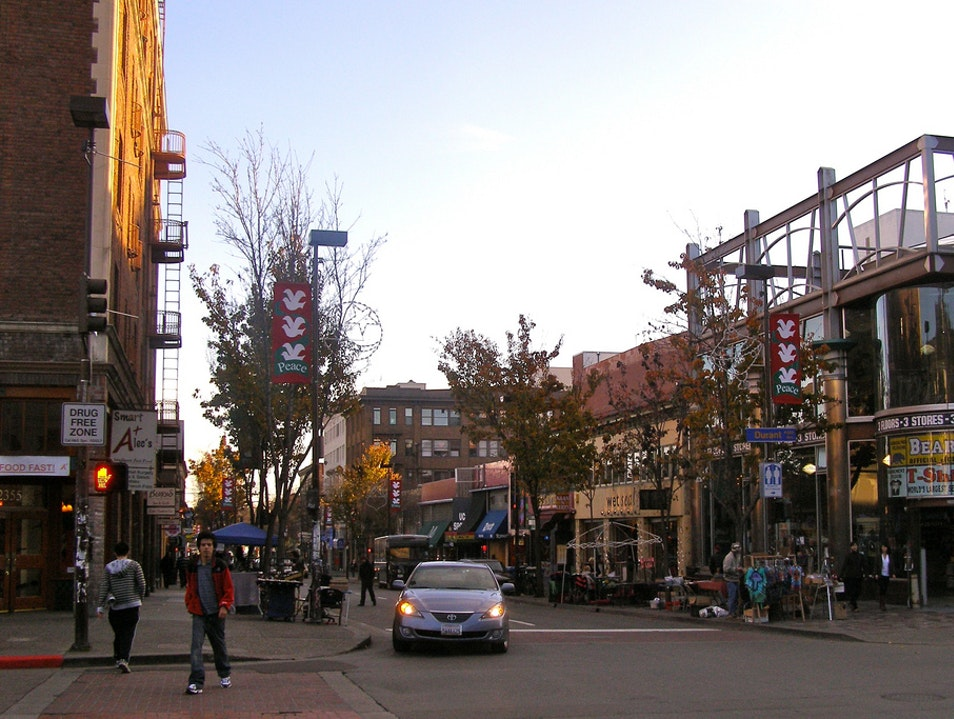 Stroll Along Telegraph Avenue for a Look at Life in the East Bay