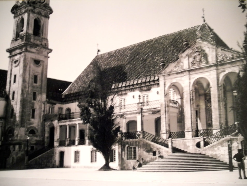 One of Europe's First Universities Coimbra  Portugal