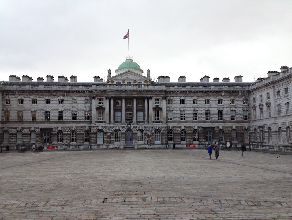 Somerset House on the Sly London  United Kingdom