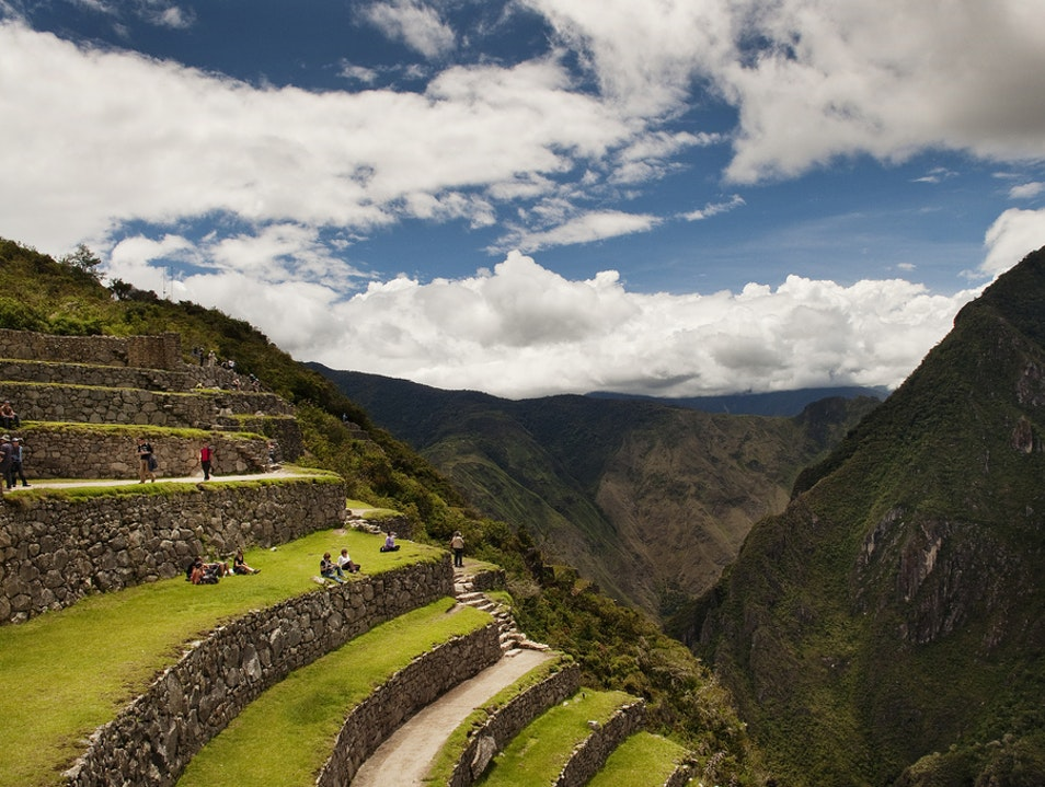 To Be Experienced in Person Santuario Historico Machu Picchu  Peru