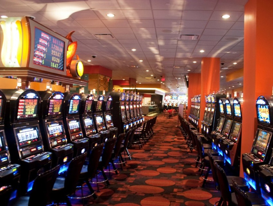 Get in the Game: Magic City Casino Miami Florida United States
