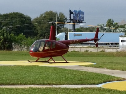 Air Florida Helicopter Inc Orlando Florida United States
