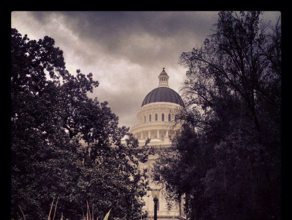 Prettiest Capitol There Ever Was! Sacramento California United States