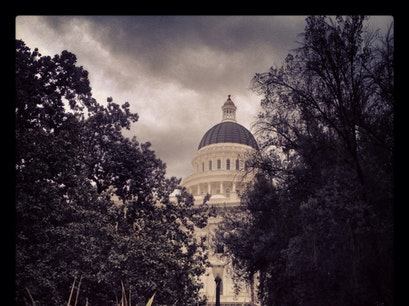 The State Capitol Building Sacramento California United States