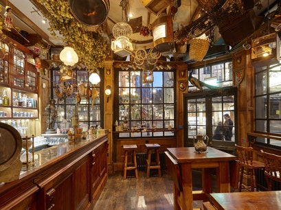 The Dining and Drinking London  United Kingdom