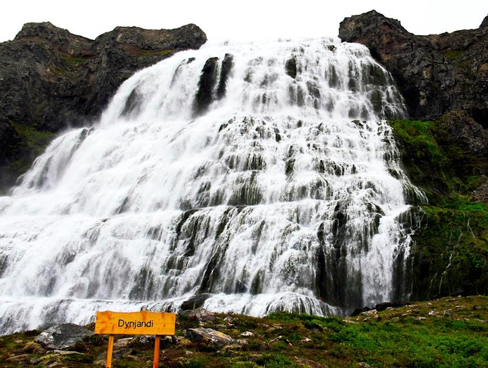 One of Iceland's Most Beautiful Waterfalls; And That's Really Saying Something