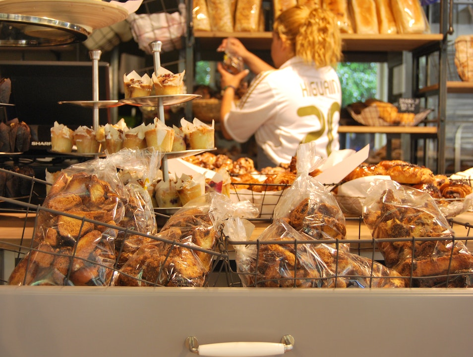 A Breakfast of Housemade Pastries Donostia  Spain
