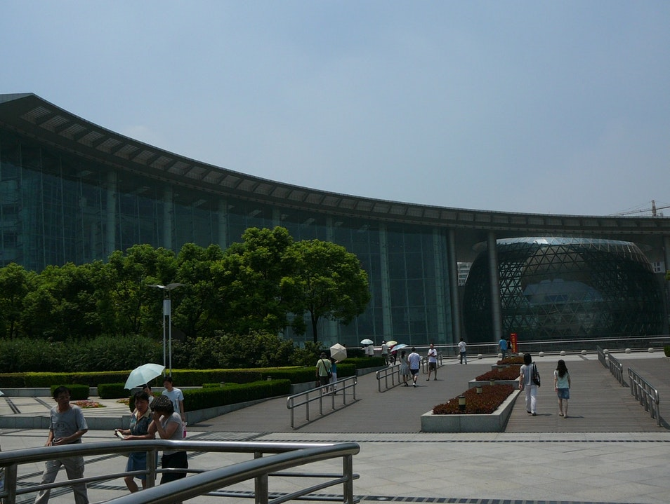 Shanghai Science and Technology Museum Shanghai  China