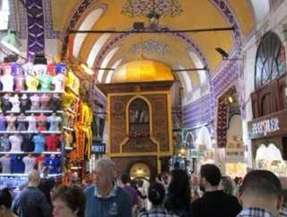 The Grand Bazaar Demystified Istanbul  Turkey