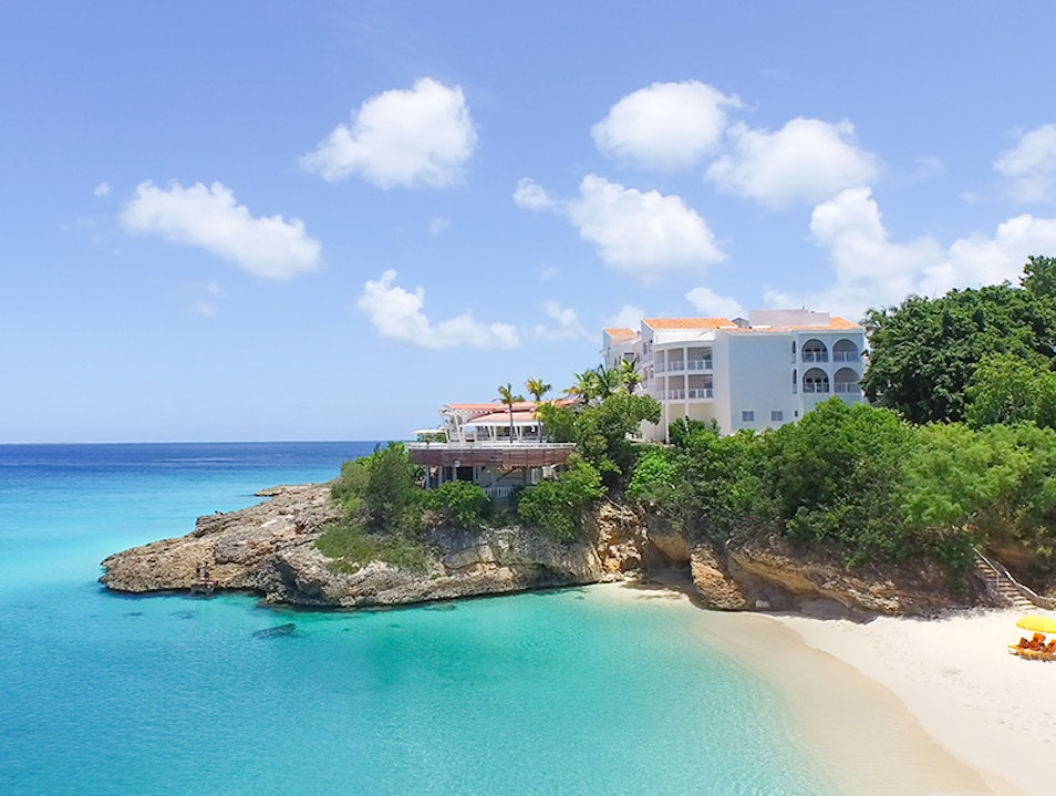 For a Caribbean Hotel with History Long Bay Village  Anguilla