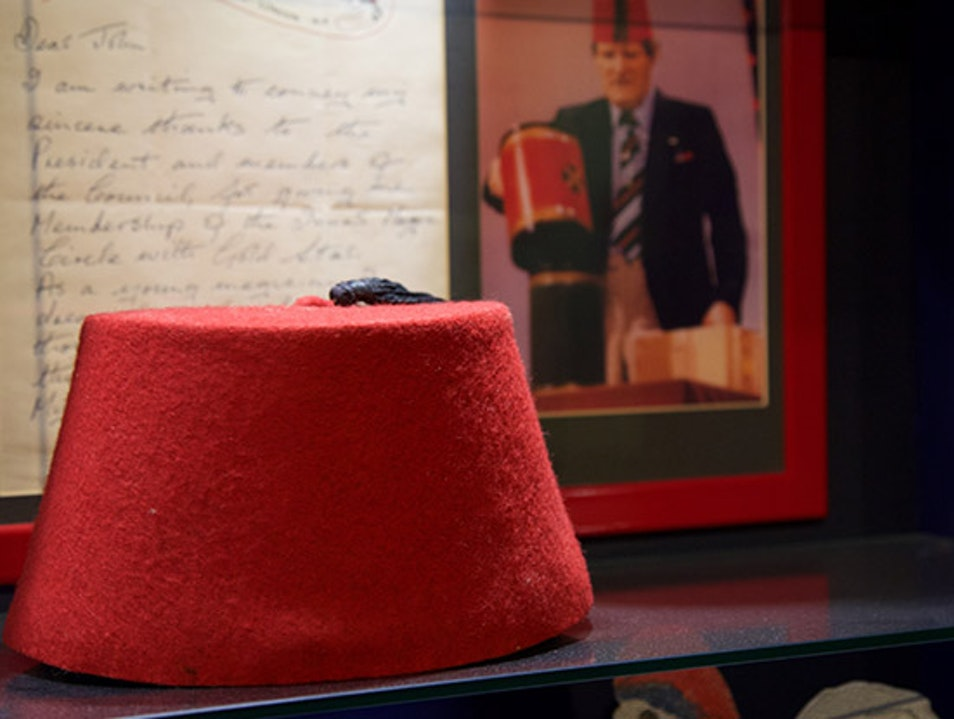 Tommy Coopers Fez London  United Kingdom
