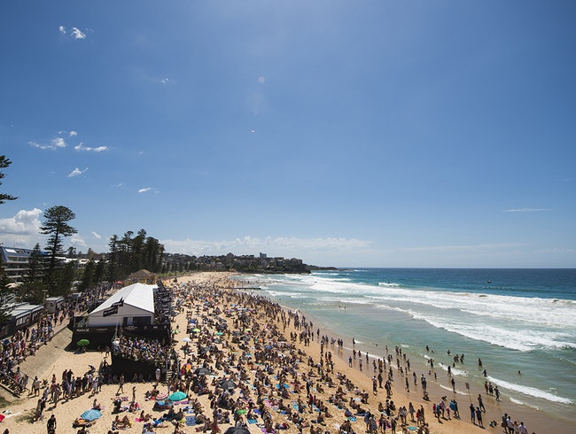 Australian Open of Surfing