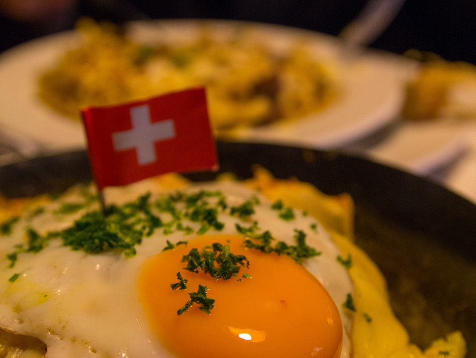Rosti: The Swiss Hangover Cure