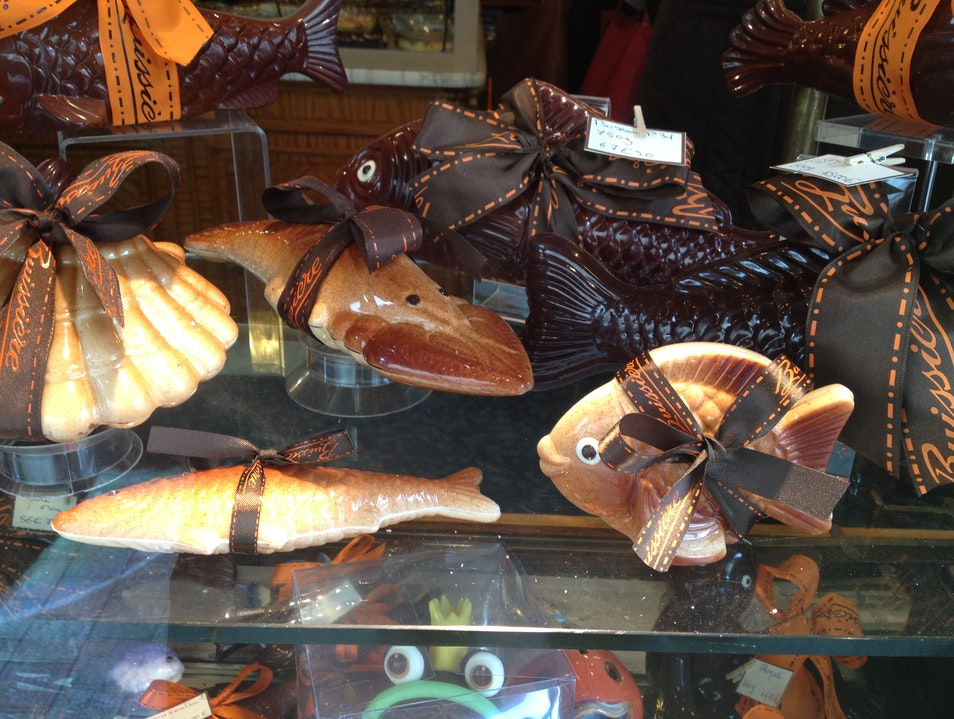 Buy a chocolate gift to remember in Limoges