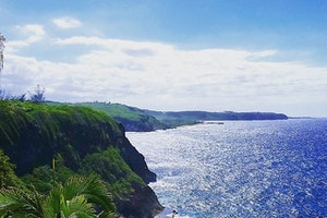Quebradillas cliffside overlook