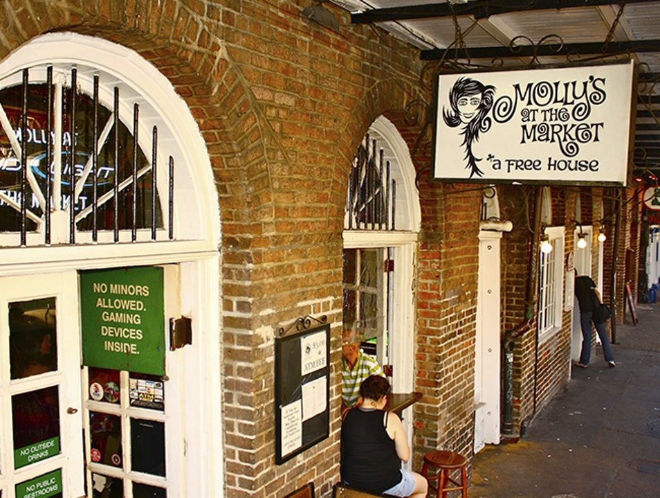 Molly's  New Orleans Louisiana United States