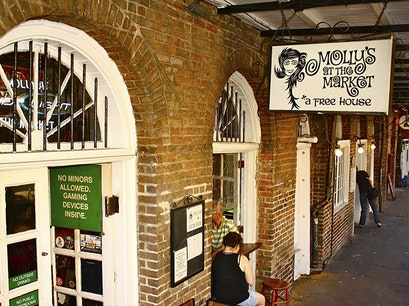 Molly's at the Market New Orleans Louisiana United States
