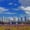 Austin City Limits Music Festival Austin Texas United States